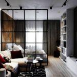Loft перегородка в квартиру